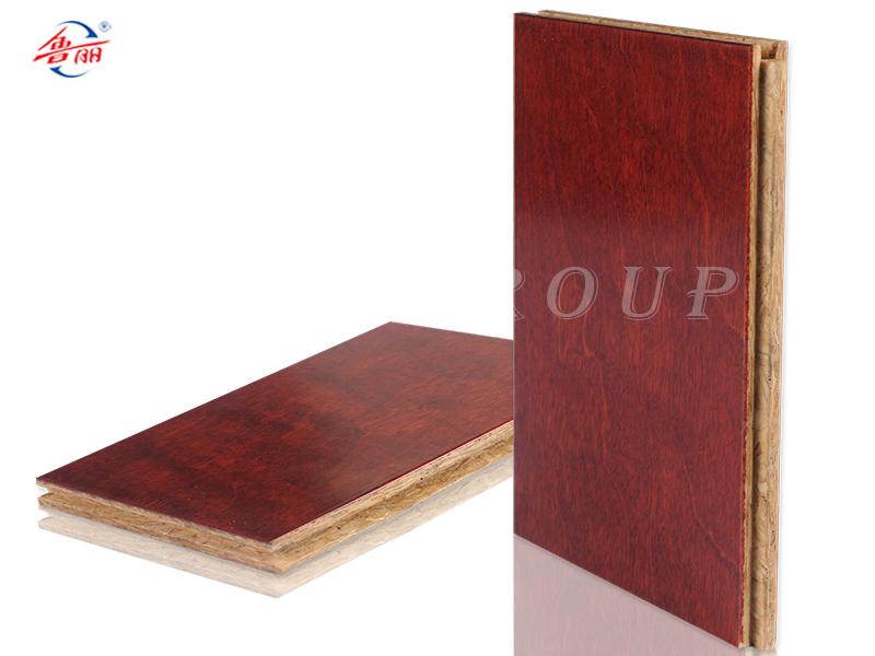 OSB新型强化地板-古典印象系列 枫木(中国红█■▄▄■▓)