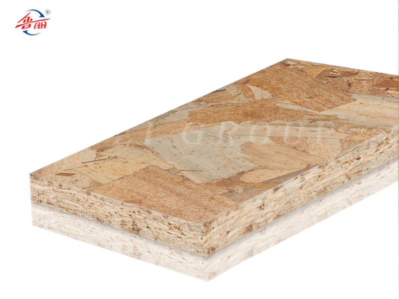 The phenolic glue OSB