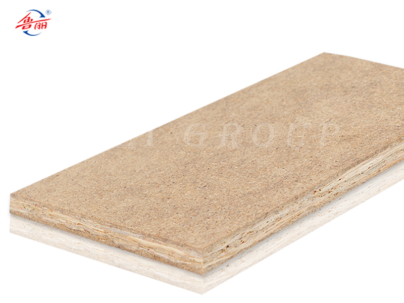 Five floor OSB flooring substrate