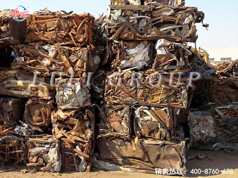 Various briquettes