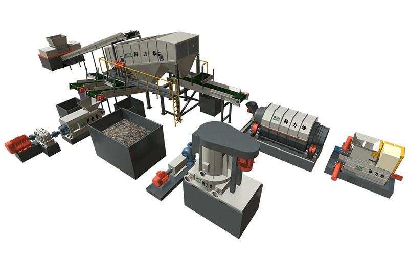 造纸废渣资源化回收技术装备