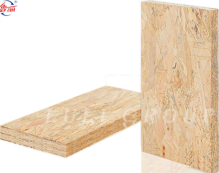 三層OSB地板基材