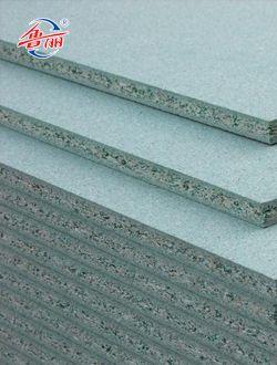 绿色防潮杂木E1级刨花板