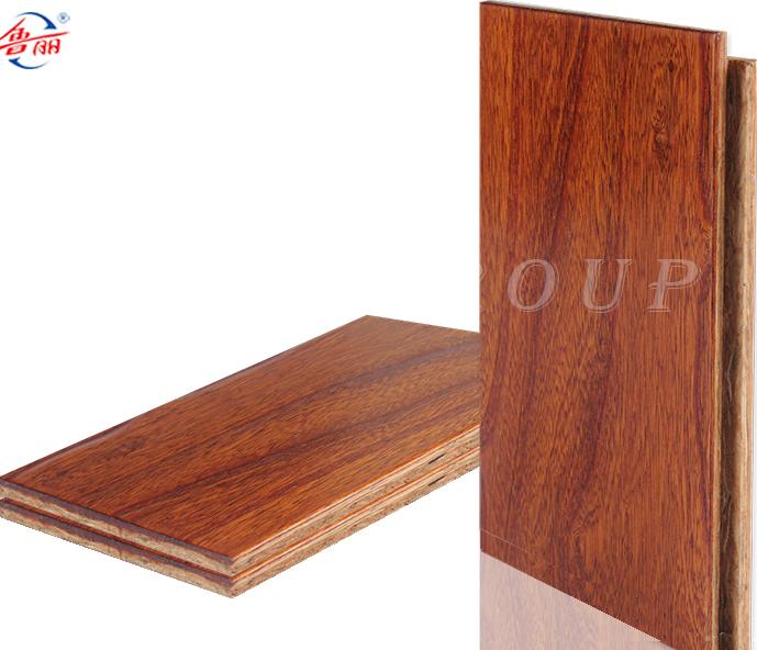 OSB新型强化地板--格调艺术系列 榆木帕提农