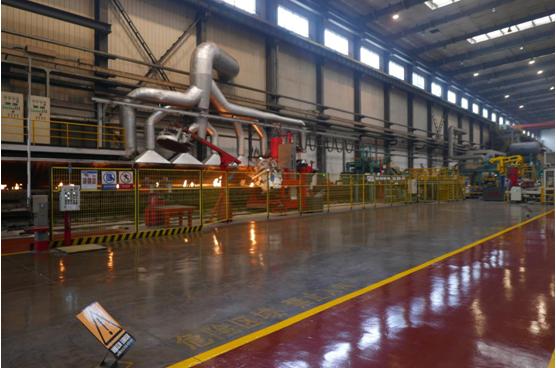 潍柴动力股份有限公司浇铸冷却工程除尘