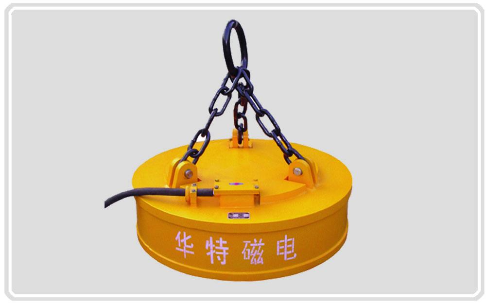 MW5標準系列吊運廢鋼用起重電磁鐵