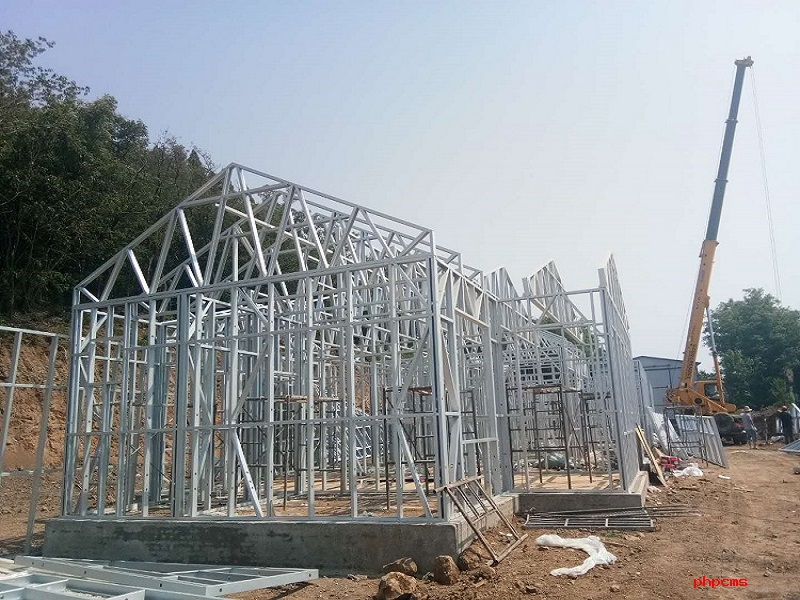 龙条山康养中心工程