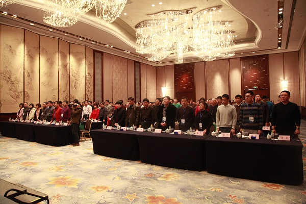 Shandong Lok Chemical Group Lok Paint Company held a grand annual marketing meet