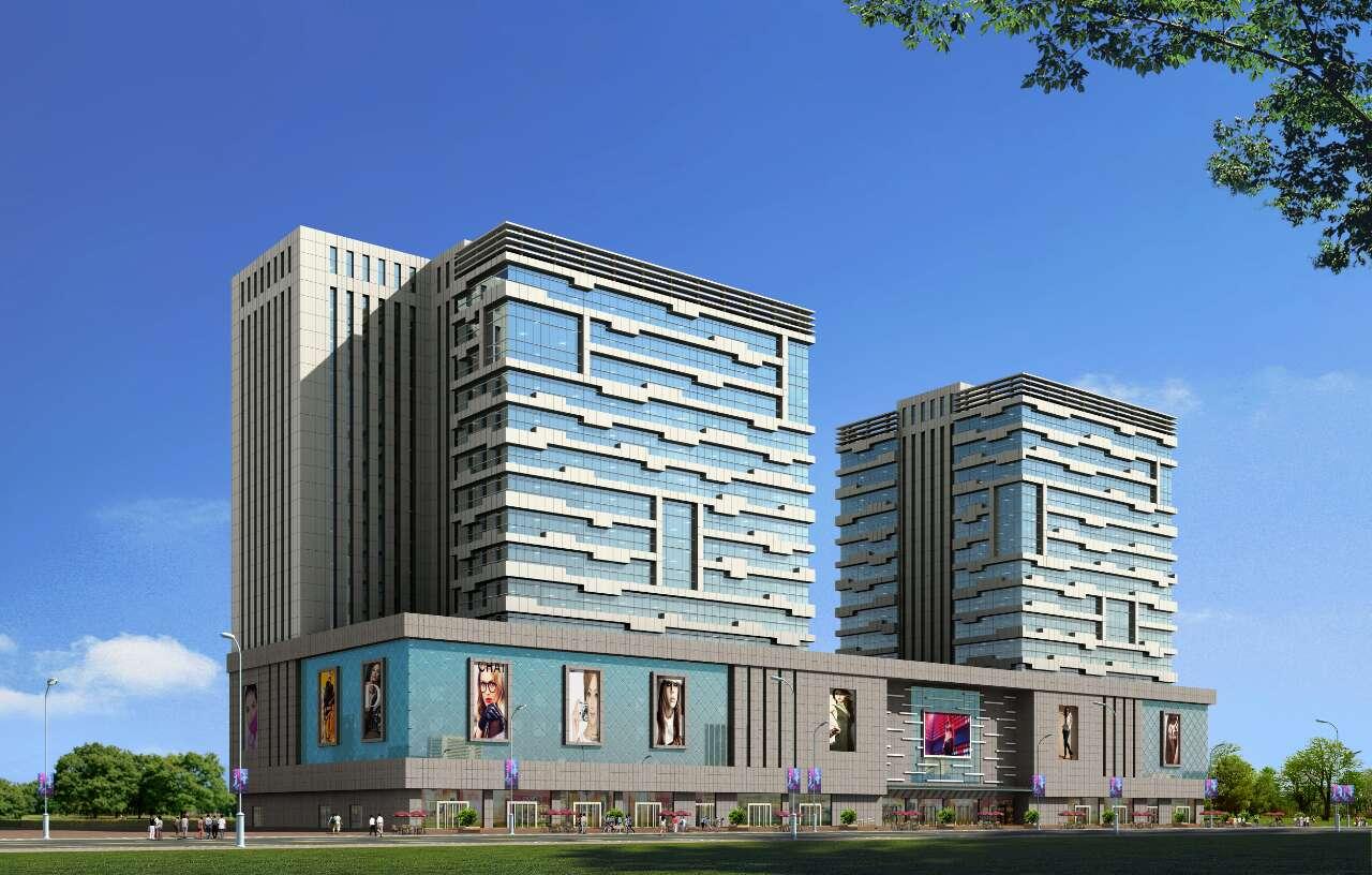 Shijiazhuang hivac building
