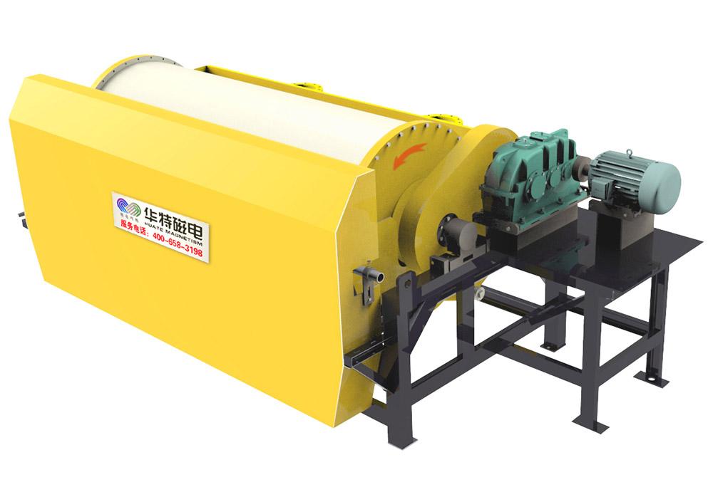 JCTN提精降渣永磁筒式磁选机