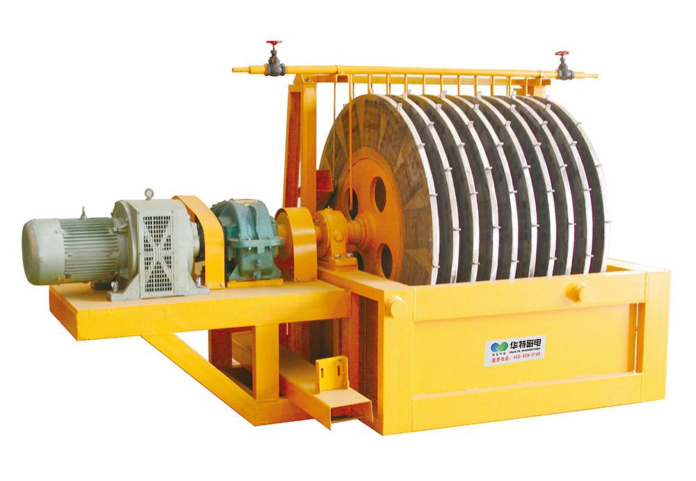 YCMW系列中场强脉动卸矿回收机