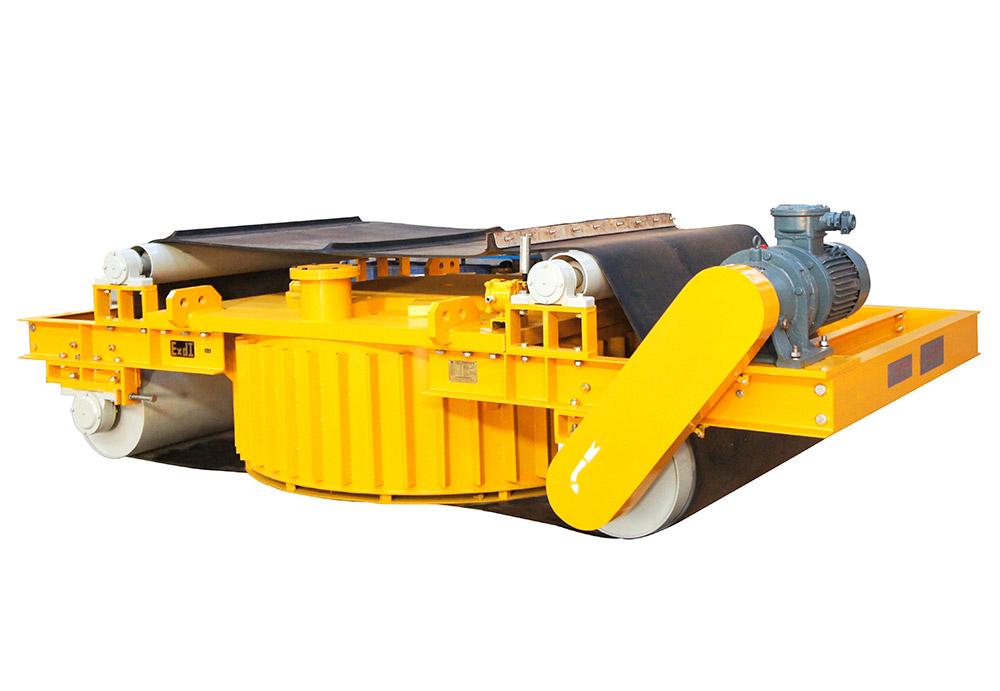 RCBDD 系列矿用隔爆型电磁除铁器