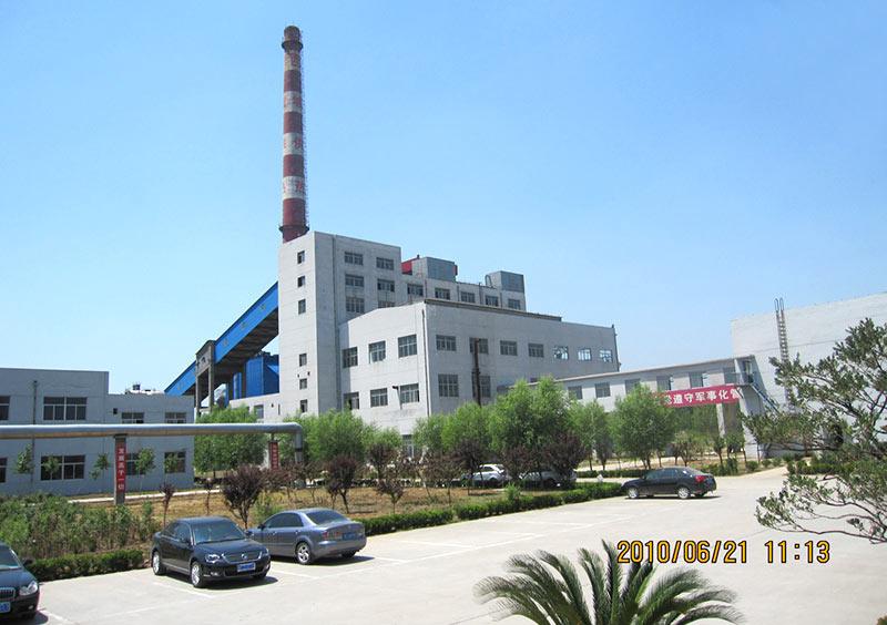 西城热电生产区