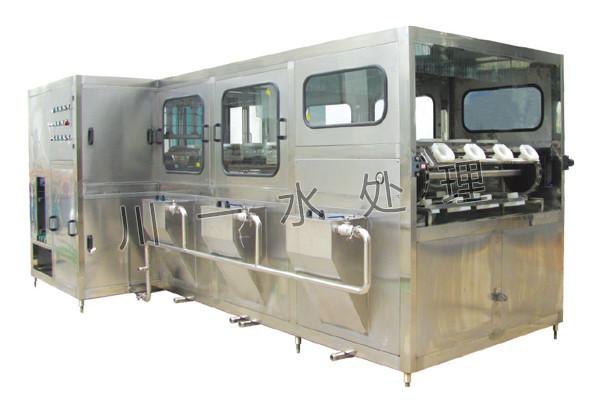 500-600 桶 h大桶水灌裝設備