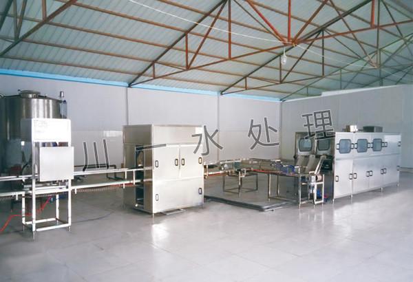 300桶 h大桶水灌裝生產線