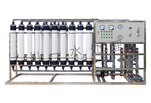中空超滤矿泉水设备