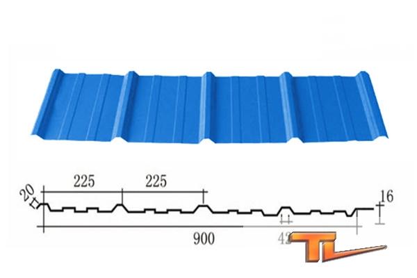 压型彩钢板-900