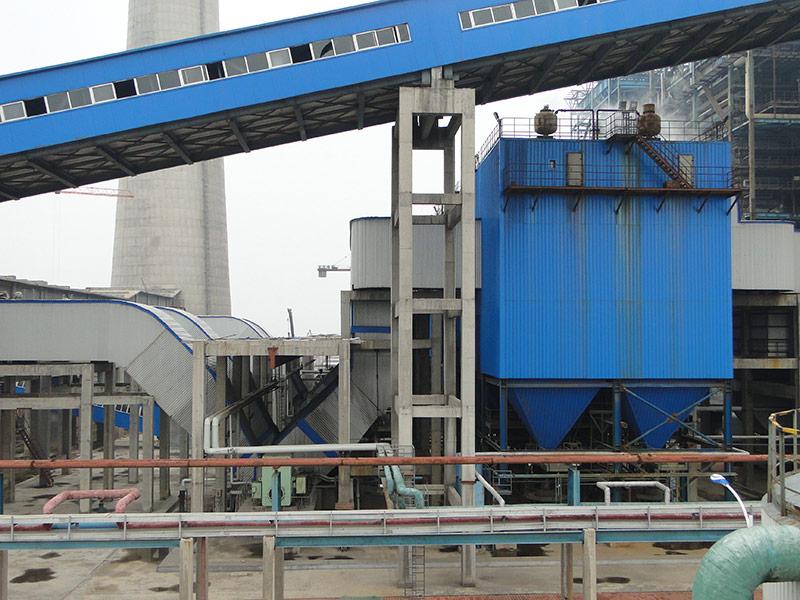 青州益能发电厂锅炉除尘