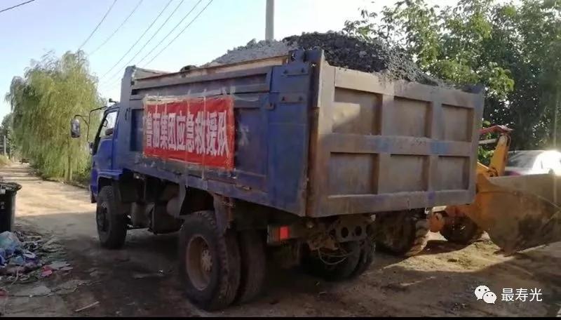 营里镇孙河南村抢险救灾恢复生产最新进展来了!