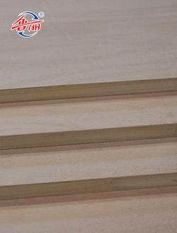 Paulownia wood core blockboard
