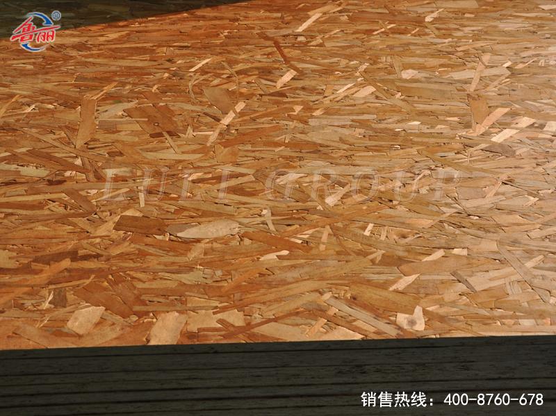 Poplar melamine glue furniture board