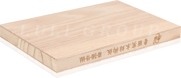 Red Oak on Solid Wood Structural Board(無UV)