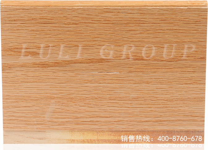 UV on Red Oak with Solid Wood Structural Board