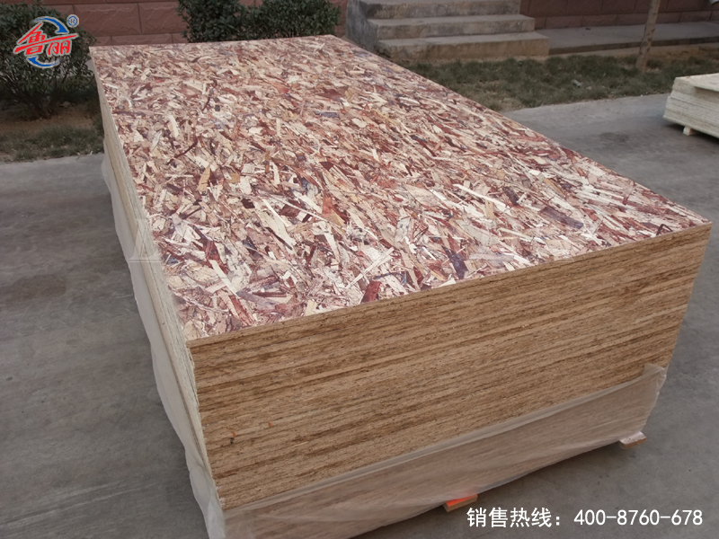 Poplar phenolic glue furniture board