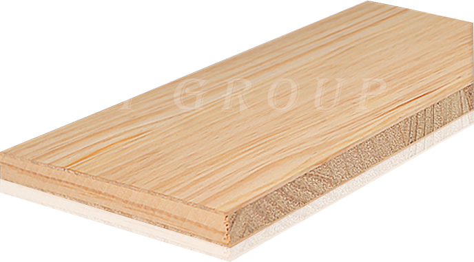 pine wood structure board