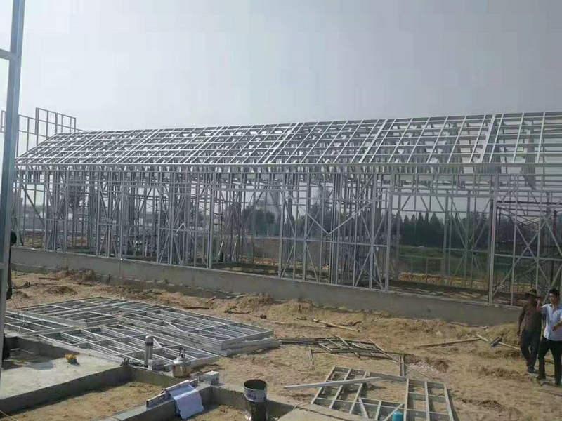 Light steel villa of Lijin