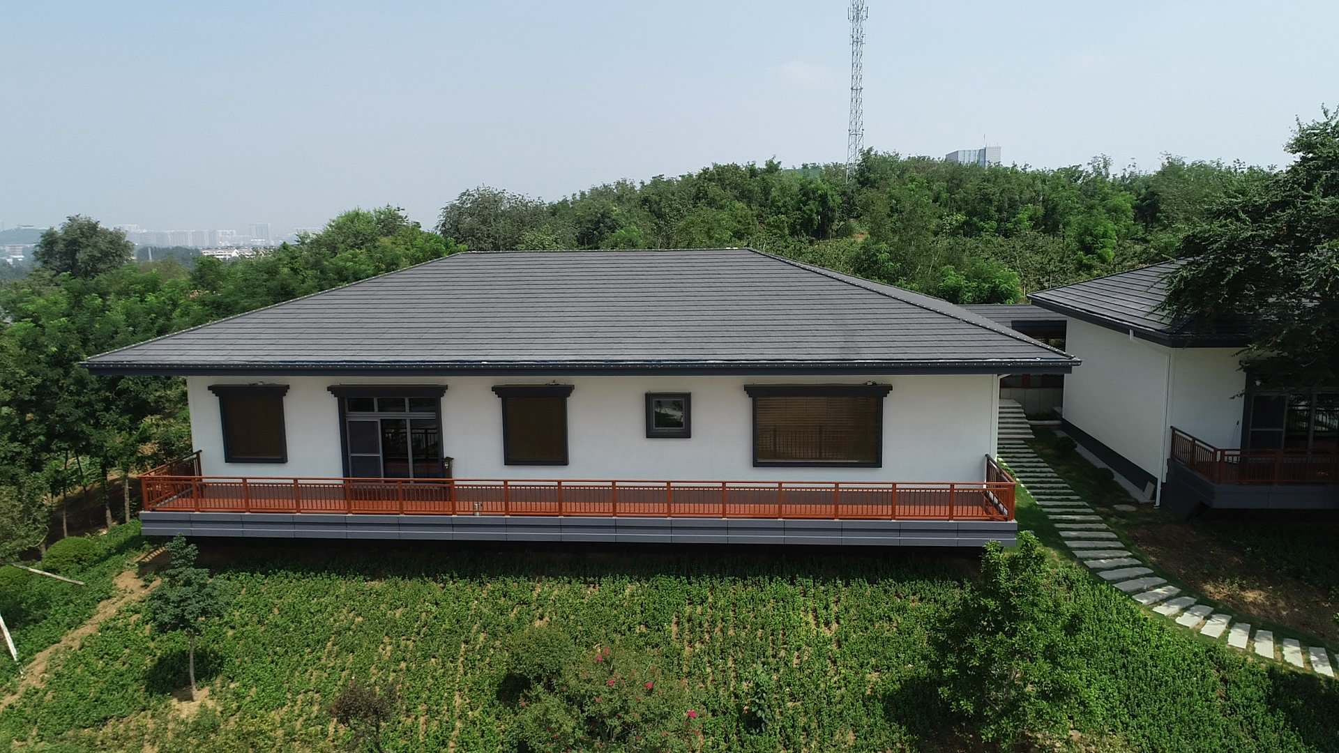 passive house project